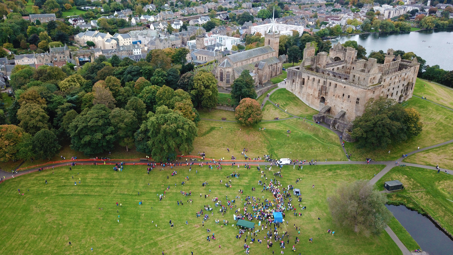 Linlithgow 10k Coverage