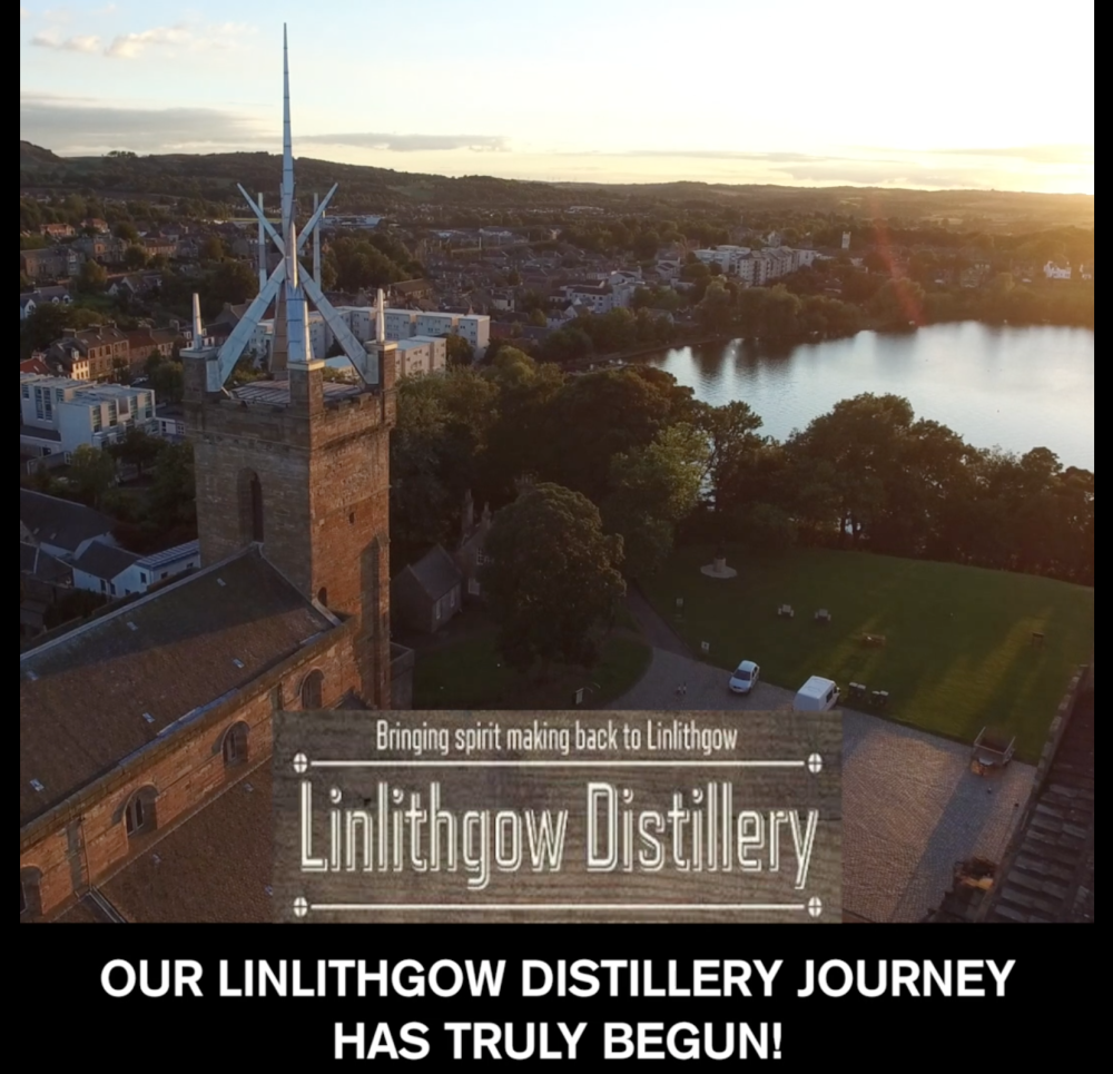 Linlithgow Distillery Part 1